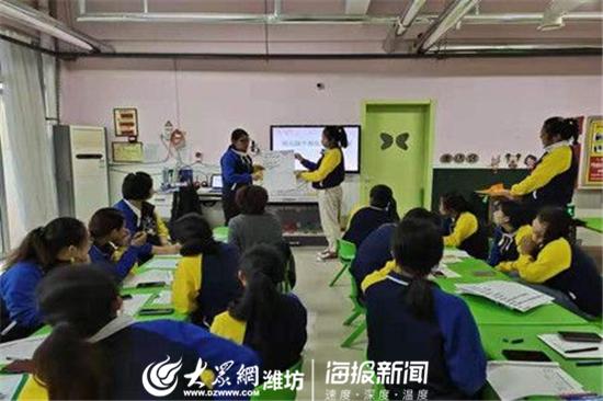 潍坊高新区张营幼儿园开展个别化观察与记录培训