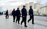 潍坊迎来外来务工人员返城高峰 潍城警方加强巡防确保安全.jpg