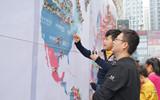 """大众网网友参与""""很世界最潍坊""""活动.jpg"""