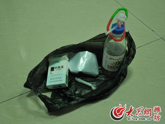 冰毒壶_潍坊:青岛一的哥做起了贩毒生意 没赚到钱反被抓_潍坊大众网